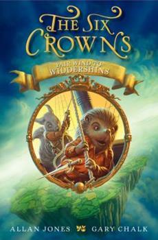 Fair Wind to Widdershins 0062006266 Book Cover