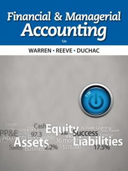 Spreadsheet Success in Accounting (with Spreadsheet Success Using Excel 2-Semester Printed Access Card) 1285196341 Book Cover