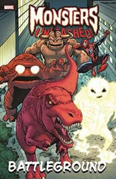 Monsters Unleashed! Battleground - Book  of the Monsters Unleashed! Battleground