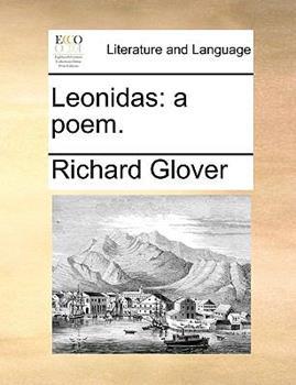 Paperback Leonidas : A Poem Book