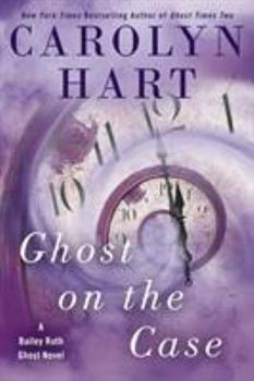 Ghost on the Case 0451488563 Book Cover