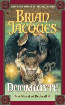 Doomwyte: A Tale of Redwall 0142418536 Book Cover