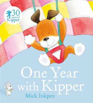 One Year with Kipper - Book  of the Kipper the Dog