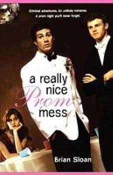Paperback A Really Nice Prom Mess Book