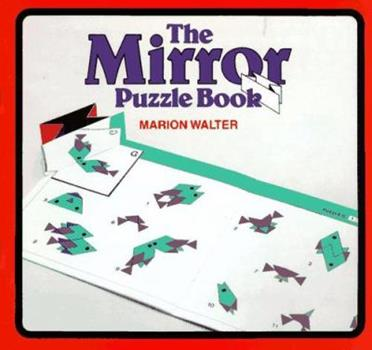 Paperback The Mirror Puzzle Book