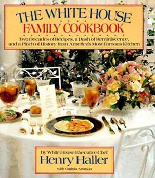 White House Family Cookbook 0394556577 Book Cover