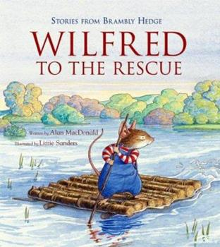 Wilfred to the Rescue 141690901X Book Cover