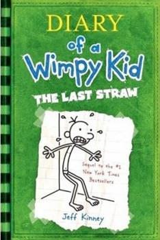 Paperback Diary of a Wimpy Kid: The Last Straw Book