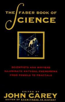 The Faber Book of Science 0571163521 Book Cover