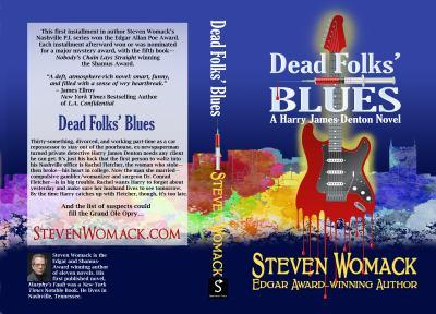Paperback Dead Folk's Blues Book