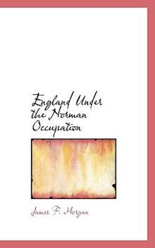 Paperback England under the Norman Occupation Book