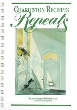 Plastic Comb Charleston Receipts Repeats Book