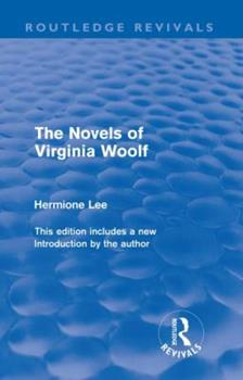 The Novels of Virginia Woolf 0415568005 Book Cover