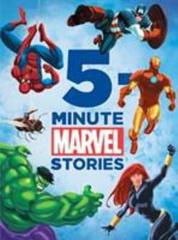 5-Minute Marvel Stories - Book  of the 5-Minute Stories