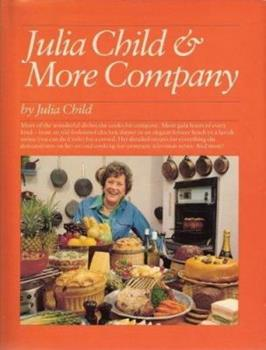 Julia Child & More Company 0345314506 Book Cover