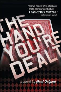 The Hand You're Dealt 1416939903 Book Cover