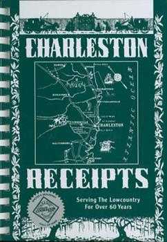 Plastic Comb Charleston Receipts Book