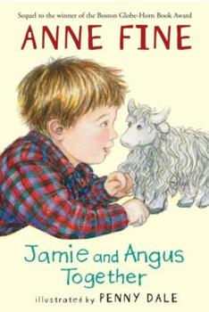 Jamie and Angus Together 0763633747 Book Cover
