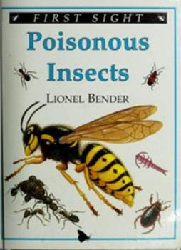 Poisonous Insects 157335161X Book Cover