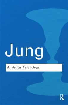 Analytical Psychology 0394708628 Book Cover