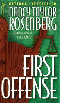 First Offense 0451184327 Book Cover