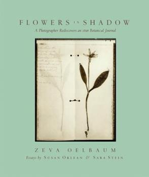 Flowers in Shadow: A Photographer Discovers a Victorian Botanical Journal 0847823865 Book Cover