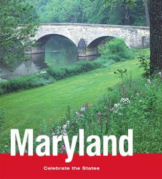 Maryland Maryland - Book  of the Celebrate the States