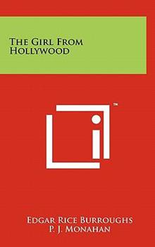 Hardcover The Girl from Hollywood Book