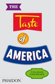 The Taste of America 0714865826 Book Cover