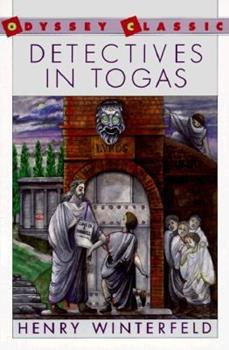 Paperback Detectives in Togas (Odyssey Classic) (English, German and German Edition) Book