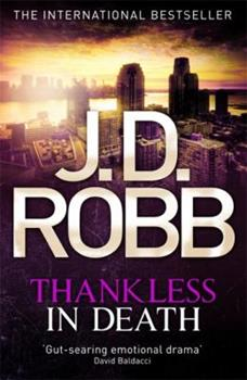 Paperback Thankless in Death Book