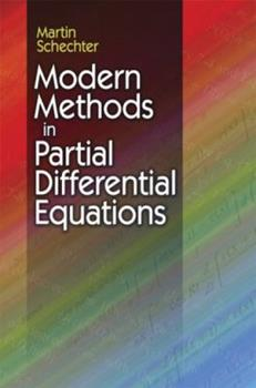 Paperback Modern Methods in Partial Differential Equations Book