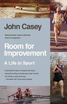Room for Improvement: Notes on a Dozen Lifelong Sports 030770002X Book Cover