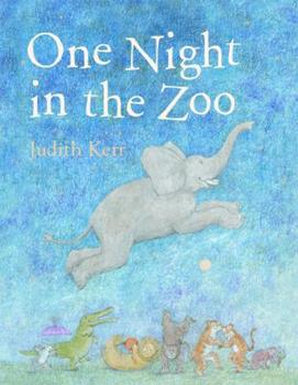 One Night in the Zoo 1935279378 Book Cover