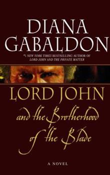 Hardcover Lord John and the Brotherhood of the Blade Book