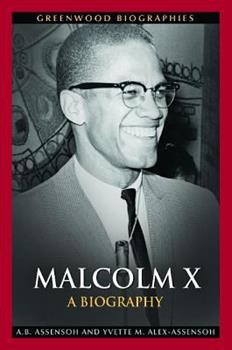 Malcolm X: A Biography - Book  of the Greenwood Biographies