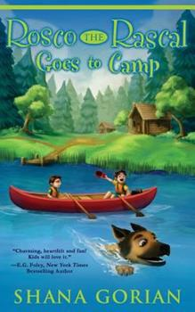 Paperback Rosco the Rascal Goes to Camp Book