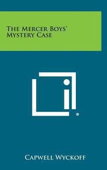 Hardcover The Mercer Boys' Mystery Case Book