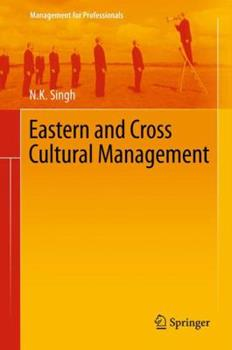 Paperback Eastern and Cross Cultural Management Book