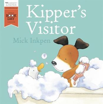 Kipper's Visitor World Book Day 2016 - Book  of the Kipper the Dog