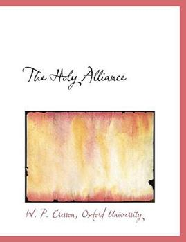 Paperback The Holy Alliance Book