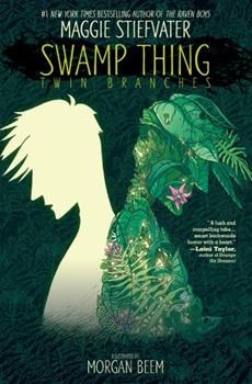 Swamp Thing: Twin Branches 1401293239 Book Cover