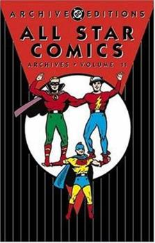 All Star Comics Archives, Vol. 11 - Book  of the DC Archive Editions