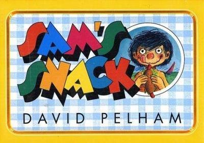 Paperback Sam's Snack Book
