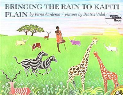Paperback Bringing the Rain to Kapiti Plain (Dolly Parton's Imagination Library (Reading Rainbow Book)) Book