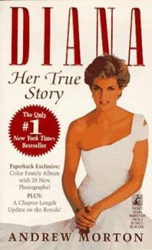 Paperback Diana: Her True Story Book