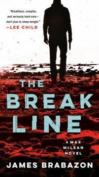 Paperback The Break Line Book