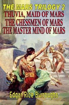 3 Martian Novels - Book  of the Barsoom