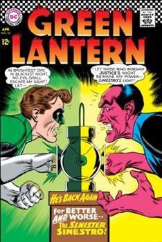 Showcase Presents: Green Lantern, Vol. 3 - Book  of the Green Lantern #Hal Jordan vol. 2