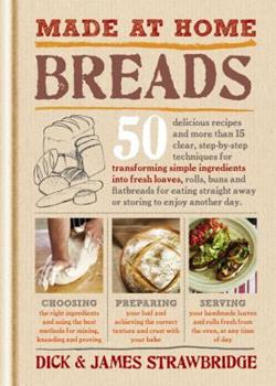Breads - Book  of the Made at Home